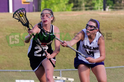4-21-17 Northgate vs. East Coweta girls lacrosse
