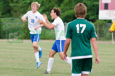 5-12-17 GISA Boys Soccer Playoffs - Heritage School vs. Gatewood