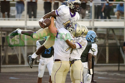 8-18-17 East Coweta vs. Lovejoy football