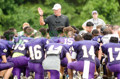 8-2-17 East Coweta Football Practice