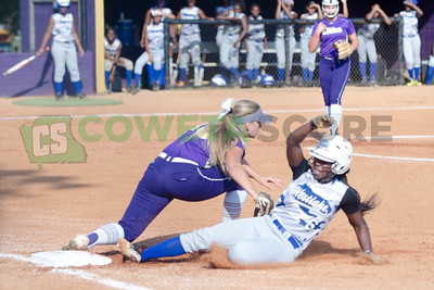 8-22-17 East Coweta vs. Westlake Softball