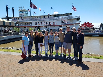 2017 10th Grade New Orleans Trip