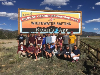 2017 9th Grade Colorado Trip