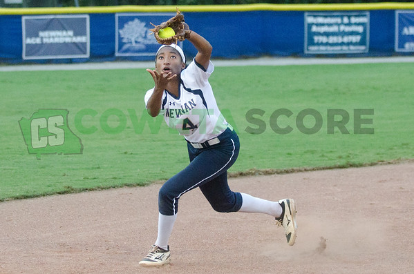10-9 GHSA Playoffs - Newnan vs. KMHS - Game 1