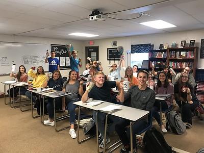 2018-2019 Rhetoric School
