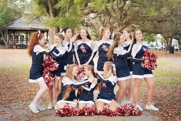 ACA Cheerleaders