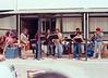 Band at a school fair