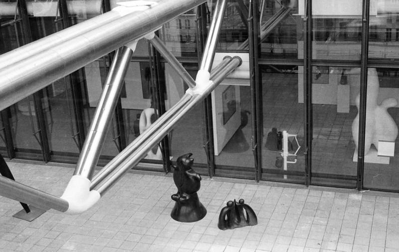 Centre Pompidou, Beaubourg