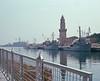 The navy port