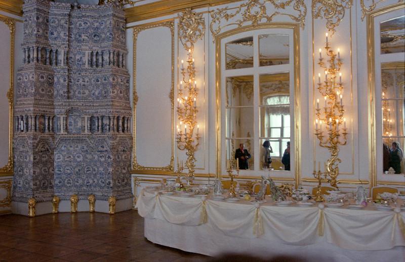 Inside the Hermitage, Leningrad