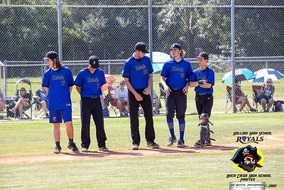 Boca Ciega HS  vs Hollins HS Baseball