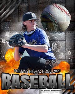 Hollins pitcher
