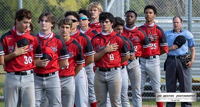 Boca Ciega High School vs Clearwater High School Varsity Baseball