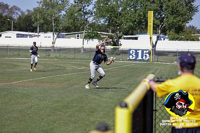 Boca Ciega HS (5) vs St Petersburg HS Baseball  (6)