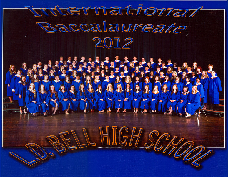 LD Bell International Baccalaureate Class of 2012
