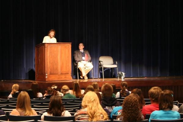 Gillian Sorensen Speaks at Bell (November 2011)