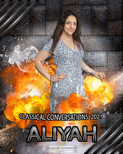 ALIYAH FLAME