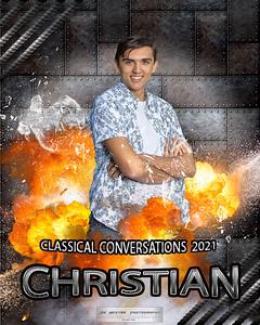 CHRISTIAN FLAME