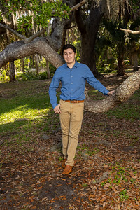 Senior Photo Shoot in Abercrombie Park
