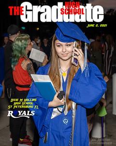 The Graduate Magazine Cover 2