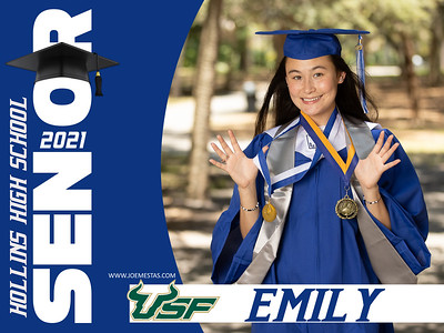 18x24 lawn sign Emily