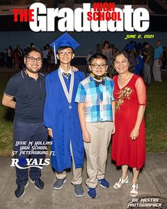 The Graduate Magazine Cover 4