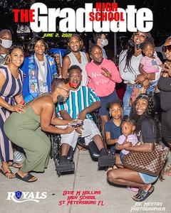 The Graduate Magazine Cover 5