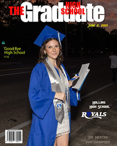 The Graduate Magazine Cover ui