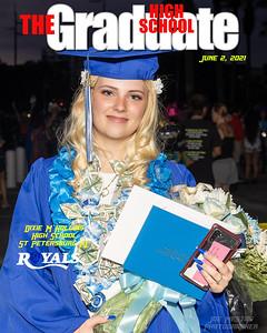 The Graduate Magazine Cover 3