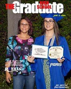 The Graduate Magazine Cover Paris