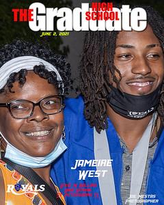 The Graduate Magazine Cover West 2