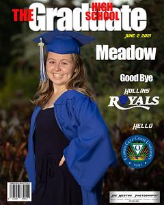 The Graduate Magazine Cover Meadow