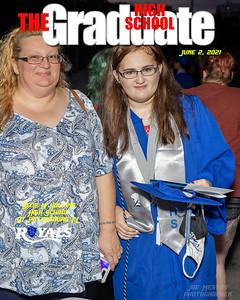 The Graduate Magazine Cover copy