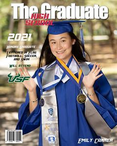 Graduate Emily