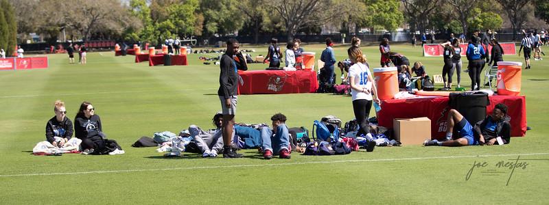 Tampa Bay Buccaneers 2020 Girls Flag Football Preseason Classic