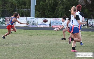 Hollins High School vs Osceola High School Girls Flag Football