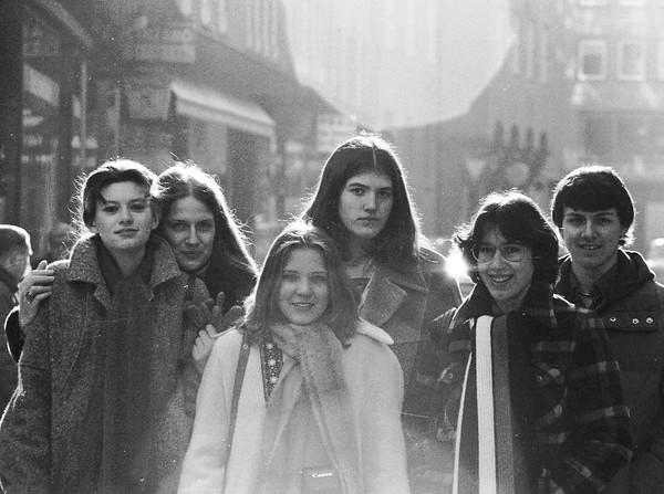 Munich American High School (MAHS), 1977-79