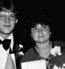 Chris and Alisse at Prom