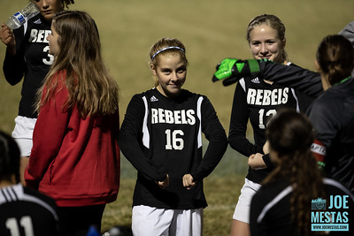 Dixie Hollins Rebels (3) vs Clearwater Tornadoes (0) Girls JV Soccer