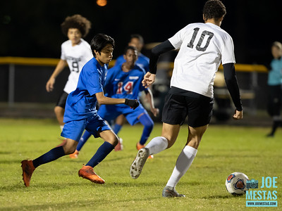 Pinellas Park HS vs Lakewood HS Varsity Soccer