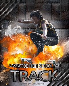lAKEWOOD TRACK