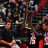 Trinity Trojans celebrated their third state title with a community pep rally January 6.