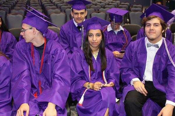 2014 Frontier High School Graduation