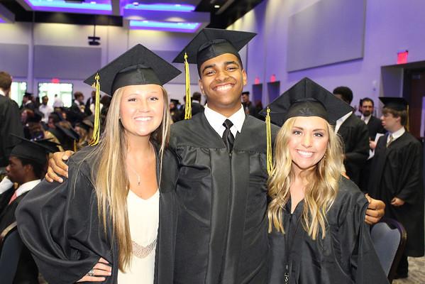 2014 Mansfield High School Graduation