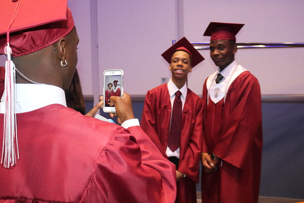 2016 Timberview High School Graduation