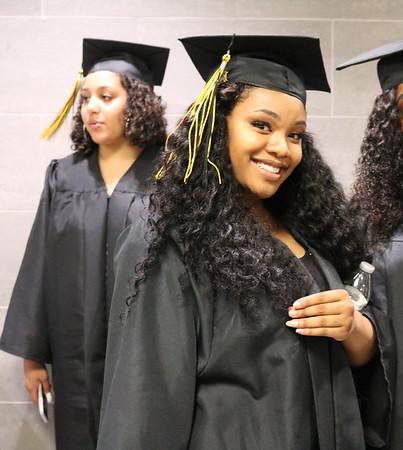2018 Mansfield High School Graduation