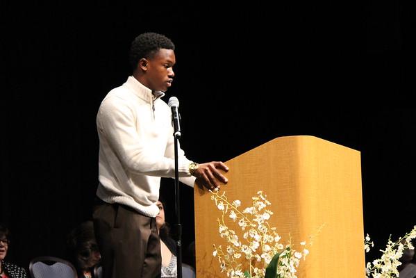 AVID Senior Recognition Ceremony