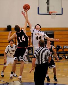 Men's JV Basketball, 01/09/10