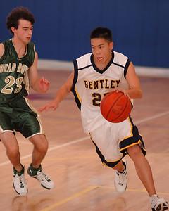 Men's Varsity Basketball, 01/19/07