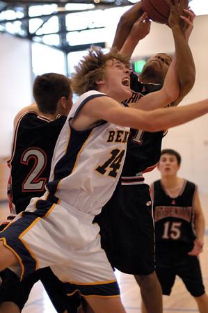 Men's Varsity Basketball, 01/31/06